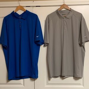 Nike Dr Fit Performance Golf Polo Shirts 2XL